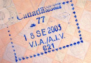 Canada Visa Imm5257