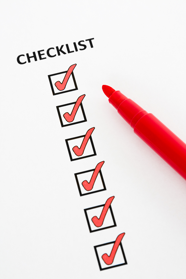 Immigration Checklist