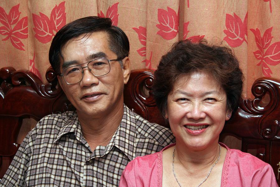 Grandparent visitors