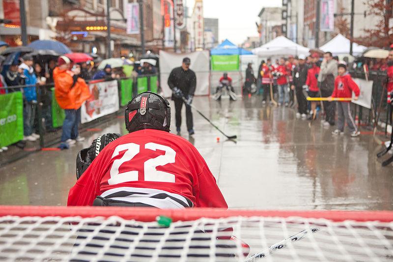 Canada Hockey Visa