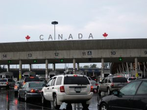 Canada Faces Border Questions