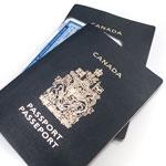 Proof of Canadian citizenship - CA passport
