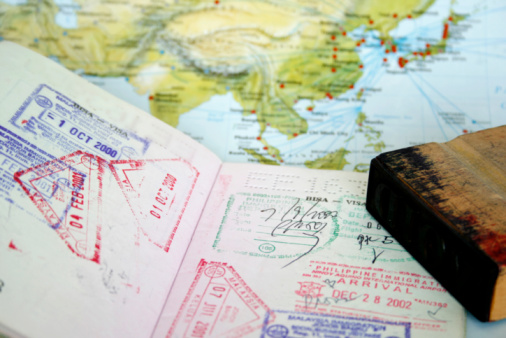 Travelling Passport