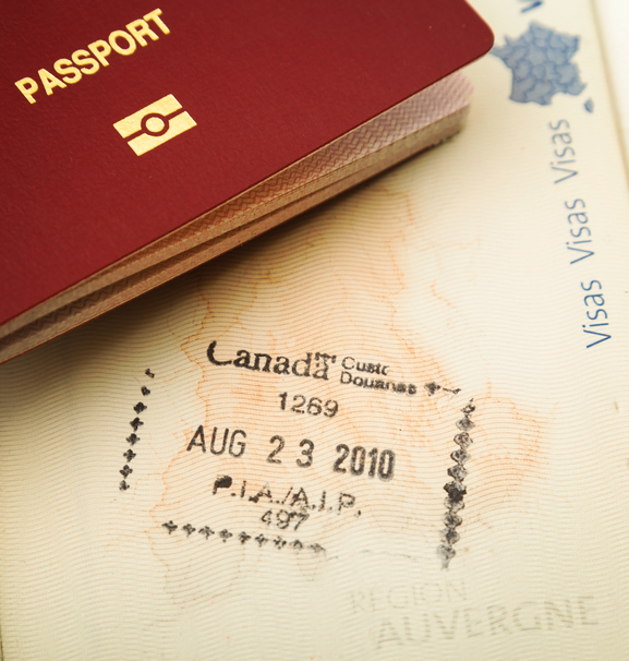 Countries that require Canadian visitor visa